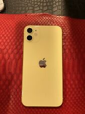 Refurbished Yellow IPhone 11 64GB Unlocked