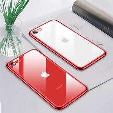For iPhone SE 2020 XR 8 7 Plus X Clear Soft Slim Fit Protective Phone Case Cover