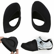 1 Pair Reusable Overshoes Cycling Boot Forefoot Toe Shoes Cover Warm Windproof