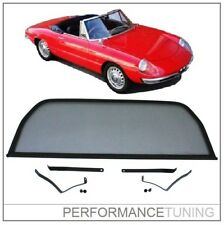 Coupe vent / Filet anti remous  - ALFA ROMEO 105 115  SPIDER 1965-1995 CABRIO