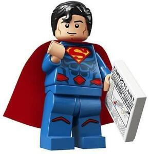 Lego 71026 Mini Figure DC Superheroes SUPERMAN Collectible Kid Role Play Toy Fun