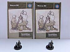 Mortaio M2 x2, Axis & ALLIES-Set di base, 24/48, C/W CARD