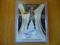 2015-16 IMMACULATE GORDON HAYWARD AUTO UTAH JAZZ 58/99 NICE