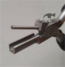 Qualità Piccolo rotondo concavo Wire Looping Pinze imballaggio gioielli Artigianato Strumento
