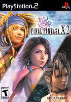 Final Fantasy X-2 - Sony PlayStation 2 PS2