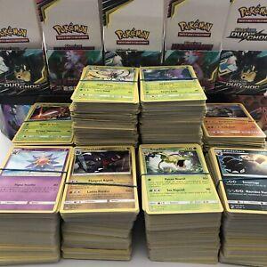 Lot de 100 cartes pokemon SANS DOUBLES neuves et françaises