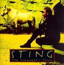 Sting - Ten Summoner's Tales [New Vinyl]