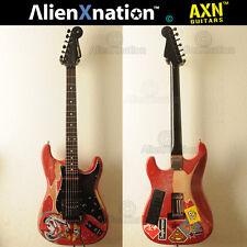 Prototype 1984 Fernandes Brad Gillis Model Guitar