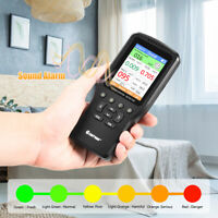 Air Quality Monitor Detector Accurate Test Formaldehyde HCHO TVOC PM1/2.5/10