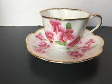 New listing Vintage (1930s) Salisbury Bone China England hand-painted Sweet Pea