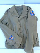 Original WW2 US M41 Field Jacket with Army Air Force Patches