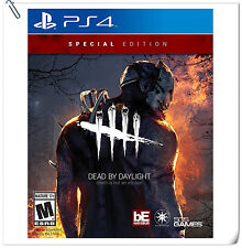 PS4 Dead by Daylight Special Edition SONY PLAYSTATION 505 Survival Games