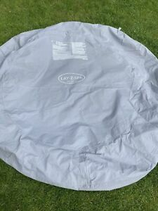 #153 Lay Z Spa St Lucia Top Leather Cover