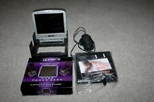 Nintendo Gamecube - Power Base + Portable LCD Screen - Perfect Working Order