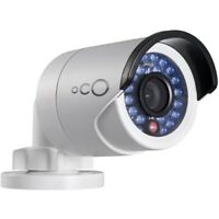 Oco - Pro Bullet Indoor/Outdoor 1080p Wi-Fi Network Surveillance Camera - White