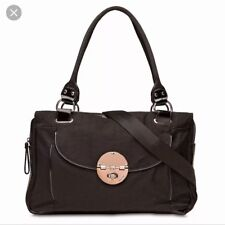 💝 BRAND NEW* MIMCO LUCID WORKER BAG In Black Rose Gold BNWT RRP$249