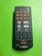 YAMAHA A/V RECEIVER REMOTE CONTROL RAX17 ZONE 2 for RX-797