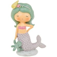 Magical Mermaid in Lilac Figurine, Mythical Creatures, Collectables 275276