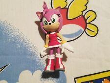"RARE 2000 Resaurus Amy Rose 4"" Figure Toy Doll Sonic The Hedgehog Adventure SEGA"