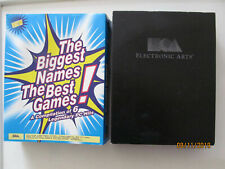 The Biggest Names Best Ganes PC Games Includes all discs and manuals