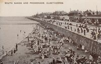 Postcard - Cleethorpes - South Sands and Promenade