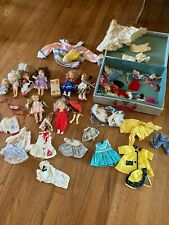 Storybook Vogue Ginny Nancy Doll Lot Hospital Dr. Collection Case Clothes Shoes