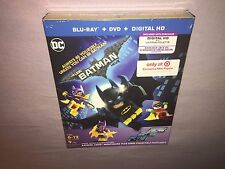 The Lego Batman Movie (Blu-ray / DVD / Digital HD) Target Exclusive Mini Figure