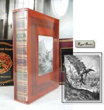 DON QUIXOTE - GUSTAV DORE - Easton Press - OVERSIZED DELUXE LTD 600 SEALED w BOX