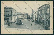 Foggia San Severo cartolina QQ4890