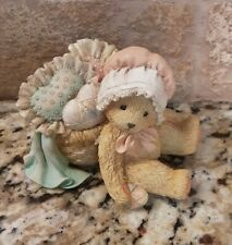 "Cherished Teddies 1991 Jasmine ""You Have Touched My Heart"" #950475"