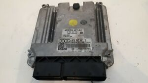 Audi A6 4F Motorsteuergerät 4F0907401 4F0910410