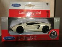 LAMBORGHINI GALLARDO LP560-4 - VOITURE MINIATURE - WELLY NEX MODELS - 100% NEUF