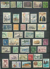 D31 Vintage Finland selection 40 used stamps  NICE LOT