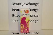 Escada Rockin Rio Perfume Eau De Toilette Spray 1.7 oz Boxed