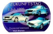 Pin Spilla Macchine Mercedes Benz - Zukunftstag 3 Juli 1999 Daimler Chrysler