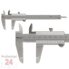 Messschieber Schieblehre 150 mm / 0,02 mm Mitutoyo 530-122 TOP Qualität Neu OVP