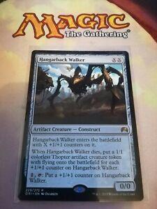 Magic The Gathering Cards - Hangarback Walker - Magic Origins