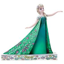 Jim Shore Disney Traditions Frozen Fever Elsa Celebration of Spring