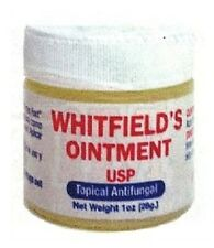 Whitfield's Ointment-Antifungal-Athlete's Foot-Toe Fungal-Ringworm-Jock Itch 1oz
