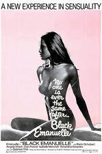 Black Emanuelle - 1975 - Movie Poster