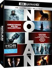 Christopher Nolan Collection (7 4K Ultra HD + 14 Blu-Ray Disc) nuovo sigillato