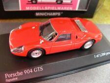 1/43 Minichamps Porsche 904 GTS 1964 signalrot 400 065722