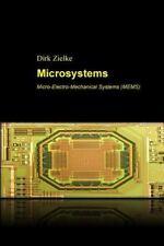 Microsystems : Micro-Electro-Mechanical Systems (MEMS): By Zielke, Dirk