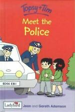 Topsy And Tim Meet The Police by Adamson, Jean