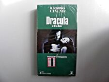 "VHS VIDEOCASSETTA "" DRACULA "" UN FILM DI FRANCIS FORD COPPOLA USA 1992"