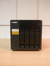 QNAP TS-453A-8G mit 8GB RAM, 4 x 4 TB HDD WD-RED