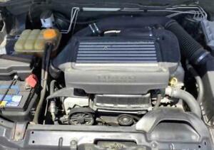 Ford Territory SX-SY TX TS Ghia barra turbo 4.0 ltr 6 cyl motor engine