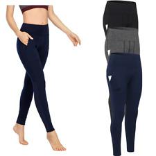 Ankle Length High Waist Yoga Leggings Pants for Running Fitness Workout Yoga