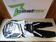 Dean Wilson #15 Thor Core Motocross Pants and Jersey Combo Med Jersey Pants 30