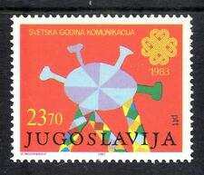 Yugoslavia - 1983 Communication Year Mi. 2021 MNH